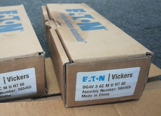 Wholesale Price Vickers Solenoid Valve of Eaton Dg4V-3-6c-M-U-H7-60
