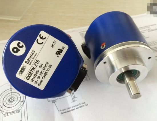 Baumer Absolute Value Encoder Sensors by Germany