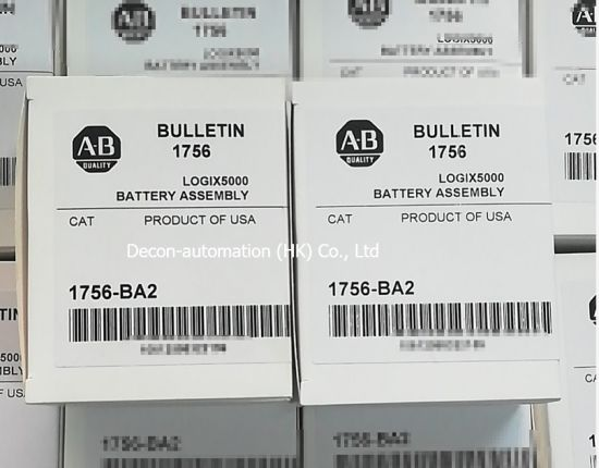 Rockwell Automation 1756-Ba2 Battery for Logix Controllers