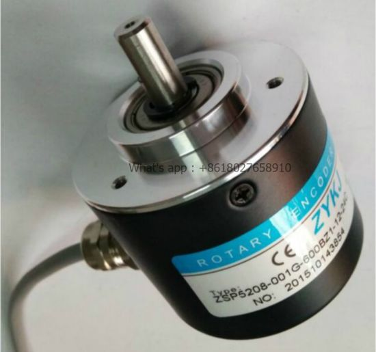 Photoelectric Rotary Encoder Zsp5208-001g-3600bz1-5L