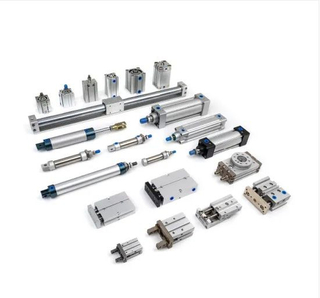 Festo Advu Series Air Cylinder Original