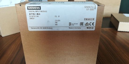 Sm 321 Digital Input Modules 6es7321-1bl00-0AA0 Automation System