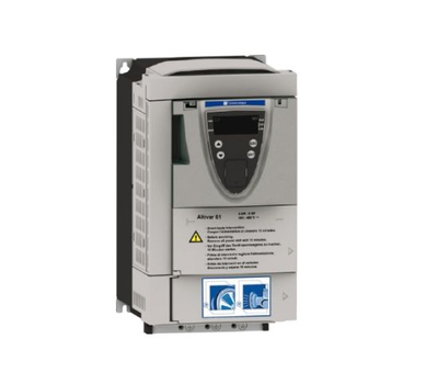 Altivar ATV61hu15n4z Variable Speed Drive Inverter 1.5kw by Schneider Electric