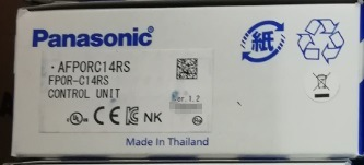 Panasonic Control Unit PLC Fp0r-C14RS of Industrial Devices