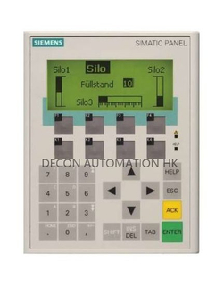 Siemens Op-77b Human Machine Interface 6AV66410ca010ax1 HMI
