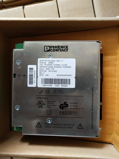 Phoenix Contact Industrial Control Equipment Power Supply Module 2938811